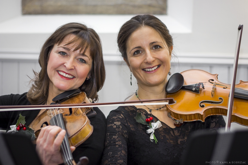 String duet in Northumberland